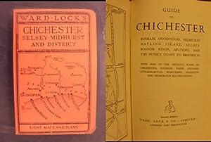 Guide to Chichester - Bosham, Goodwood, Midhurst,: Ward Lock s