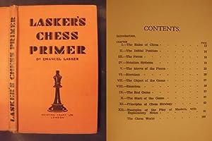 Lasker's Chess Primer: Lasker, Emanuel
