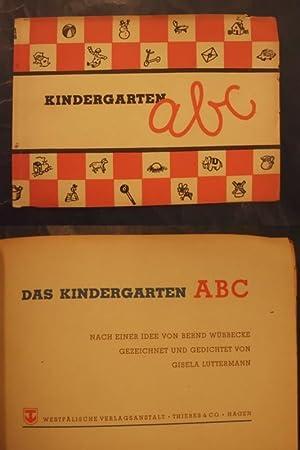 Das Kindergarten ABC: Wübbecke, Bernd (nach