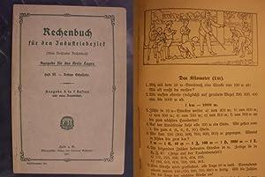 Rechenbuch für den Industriebezirk - Ausgabe für