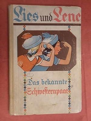 Lies und Lene - Das bekannte Schwesternpaar: Levetzow, Hulda von
