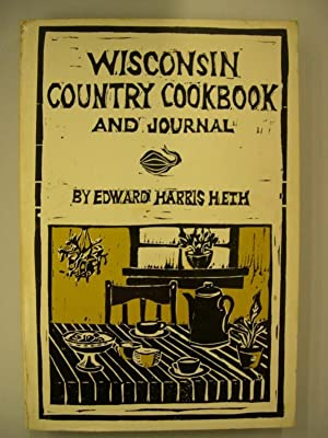 Wisconsin Country Cookbook and Journal, illustrated by Arlene Renken