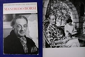 Ein großer Maler und Keramiker - Manfredo: Reyer, Georges (Text)