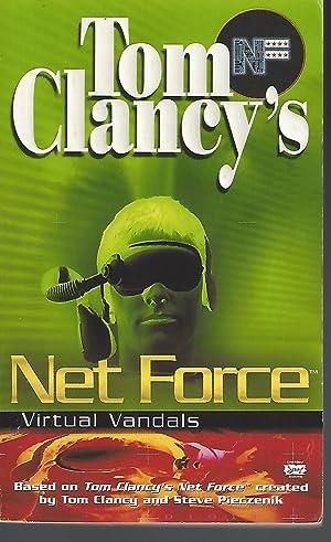 Virtual Vandals (Net Force Explorers): Duane, Diane; Clancy,