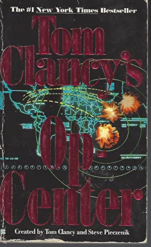 Op-Center: Rovin, Jeff; Clancy,