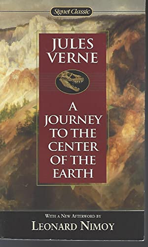 A Journey to the Center of the: Verne, Jules; Nimoy,