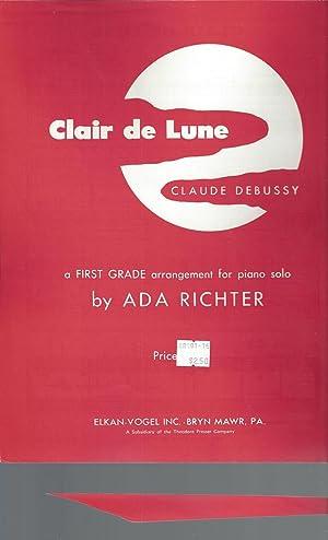Clair de Lune: Richter, Ada