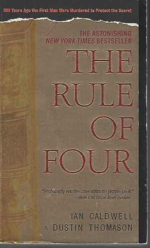 The Rule of Four: Caldwell, Ian
