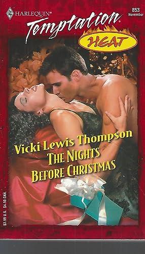Nights Before Christmas (Heat): Thompson, Vicki Lewis