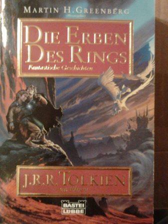 Die Erben des Rings - Greenberg, Martin