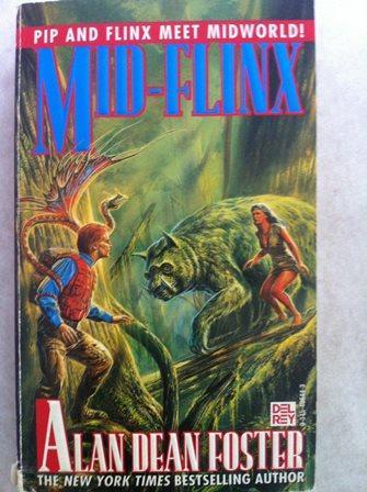 Mid-Flinx (Adventures of Pip & Flinx) - Foster, Alan Dean