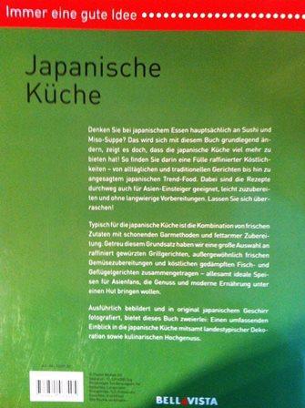 Japanische Kuche Reihe Immer Eine Gute Idee Neuwertig Heft Zeitschrift Versandantiquariat Jena