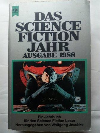 Das Science Fiction Jahr 1988 - Wolfgang Jeschke