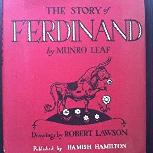 The Story of Ferdinand.: Munro Leaf