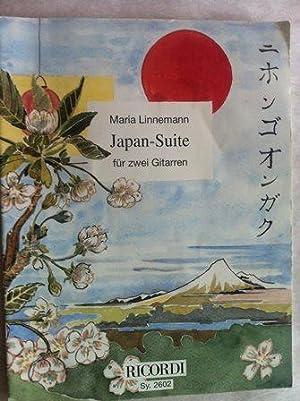 Japan-Suite für 2 Gitarren: Linnemann, Maria