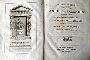 Le Terme dei Romani diegnate da Andrea: PALLADIO (Andrea)