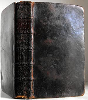 Publii Virgilii Maronis Bucolica, Georgica, et Aeneis.: FOULIS PRESS. VIRGIL.