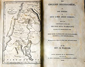 The English Diatessaron; or, the History of: WARNER (Richard)
