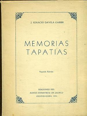 MEMORIAS TAPATIAS: DAVILA GARIBI, J.Ignacio