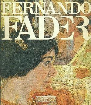 FERNANDO FADER: FADER,