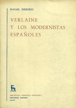 VERLAINE Y LOS MODERNISTAS ESPAÑOLES: FERRERES, Rafael