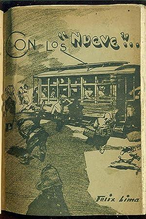 CON LOS NUEVE (ALGUNAS CRÓNICAS POLICIALES): LIMA, Félix