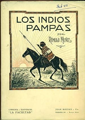 LOS INDIOS PAMPAS: MUÑIZ, Rómulo