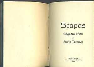 SCHERZOS / SCOPAS: TAMAYO, Franz
