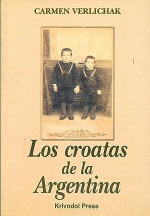 LOS CROATAS DE LA ARGENTINA: VERLICHAK, Carmen