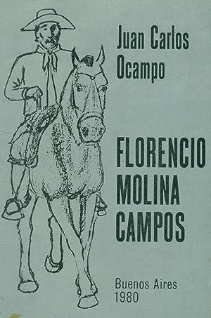 FLORENCIO MOLINA CAMPOS (1891-1959): OCAMPO, Juan Carlos