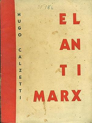 EL ANTIMARX: CALZETTI, Hugo