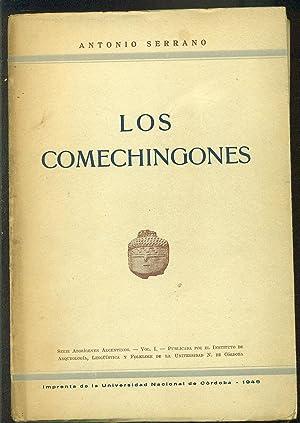 LOS COMECHINGONES: SERRANO, Antonio
