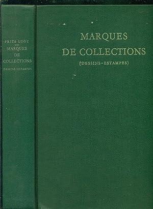 LES MARQUES DE COLLECTIONS DE DESSINS &: LUGT, Frits