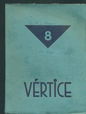 VÉRTICE REVISTA MENSUAL. NUMERO 8: PRILUTZKY FARNY DE
