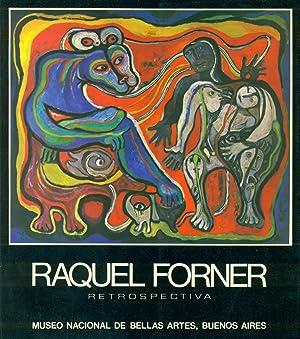 RAQUEL FORNER RETROSPECTIVA: FORNER,