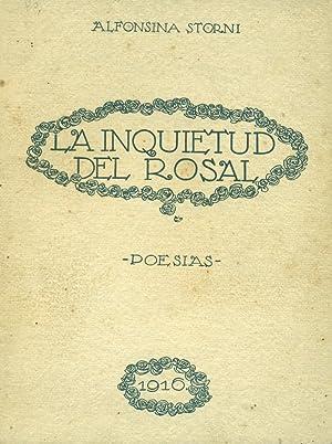 LA INQUIETUD DEL ROSAL: STORNI, Alfonsina