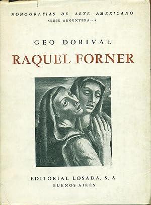 RAQUEL FORNER: DORIVAL, Geo
