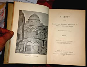 History of Freemasonry and Concordant Orders; aka title pg: History of the Ancient and Honorable ...