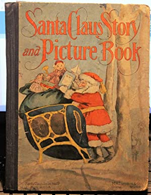 Santa Claus Story and Picture Book, No 150: n.a.