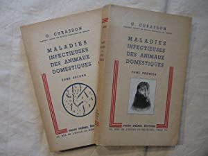 Maladies infectieuses des animaux domestiques: G. Curasson