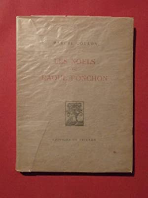 Les noëls de Raoul Ponchon: Marcel Coulon