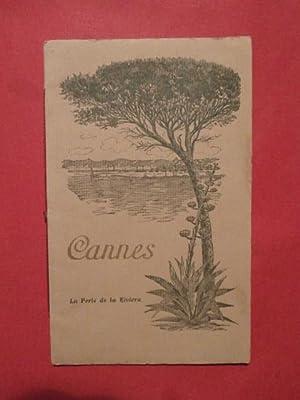 Cannes la perle de la Riviera: anonyme
