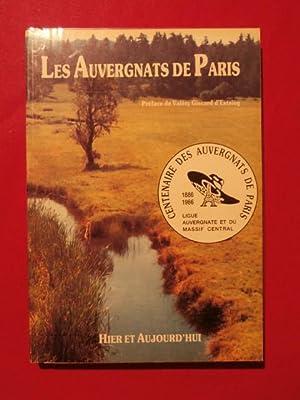 Les auvergnats de Paris: collectif