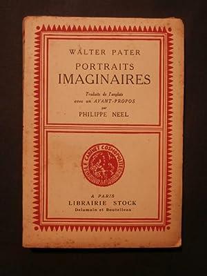 Portraits imaginaires: Walter Pater