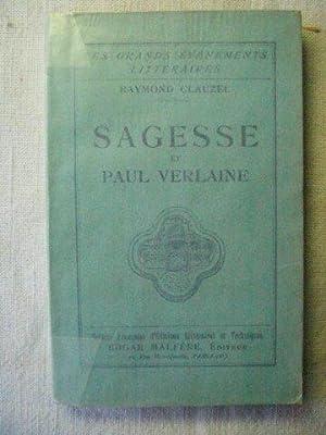 Sagesse et Paul Verlaine: Raymond Clauzel