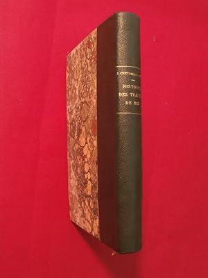 Histoire des traités de 1815 et de leur éxécution: Jacques Crétineau Joly