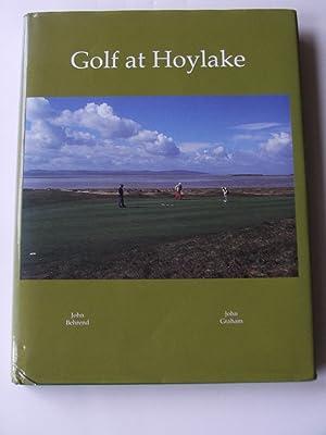 Golf at Hoylake A Royal Liverpool Golf: John Behrend &
