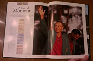 Masters Annual Year Book 2001 (Augusta National) - Tiger Woods: Augusta National