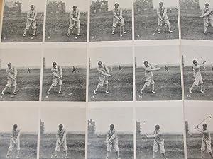 The World's Champion Golfers Gene Sarazen ' The Drive No. 5 (Golf): Beldam, George W