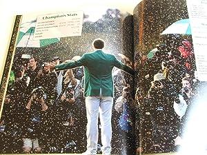 Masters Annual Year Book 2013 (Augusta National) - Adam Scott Winner: Augusta National
